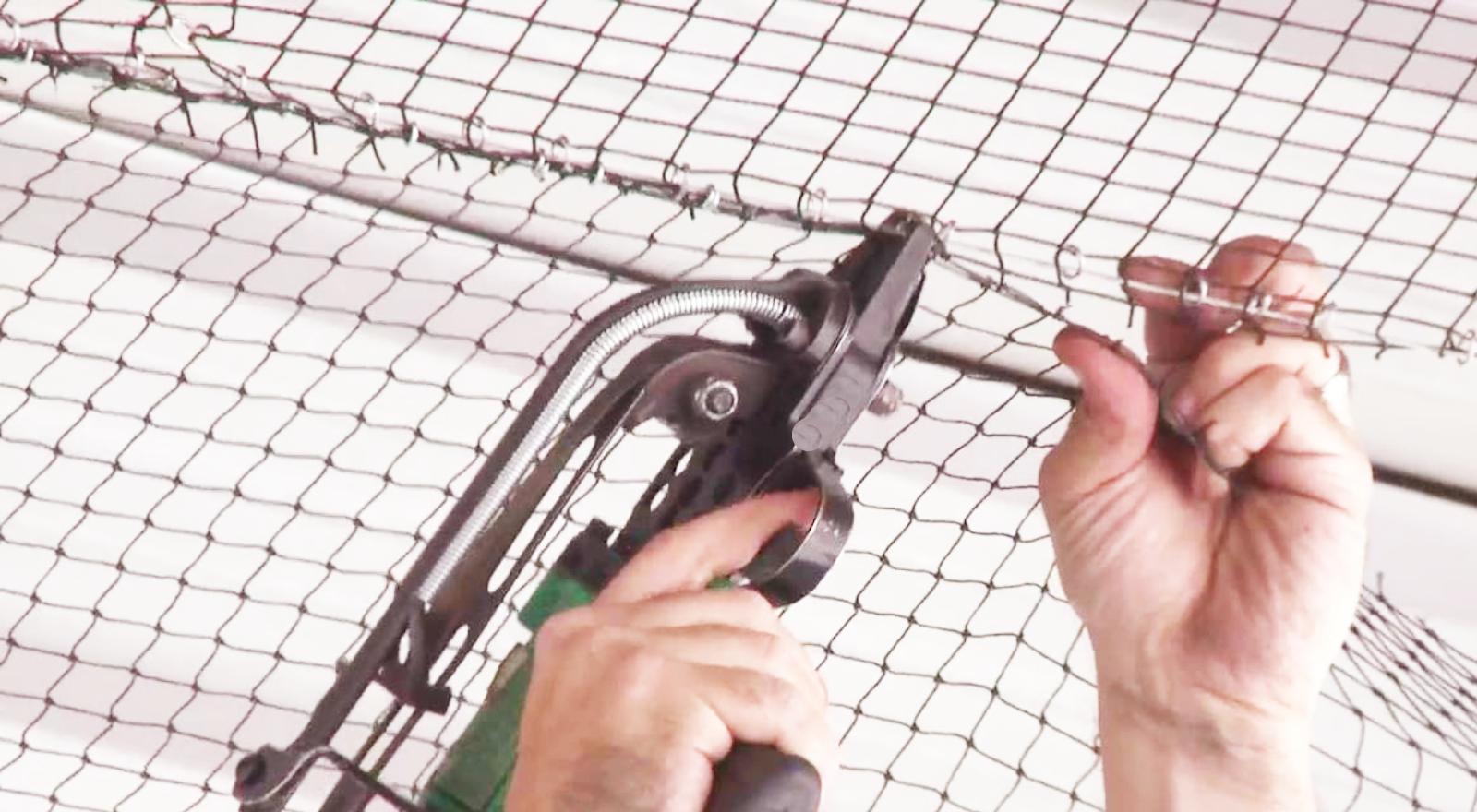 Anti Bird Net Installation